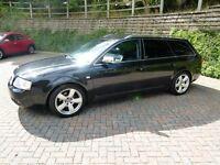 Audi A6 Avant Estate 1.9 TDI 130 Final Edition 2005 Sat/Nav Full Leather