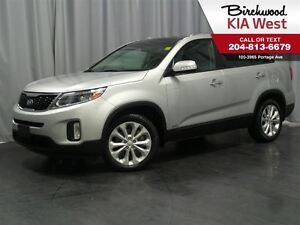 2014 Kia Sorento EX w/Snrf /PANORAMIC SUNROOF FOR WINTER!