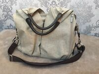 LAESSIG Designer Baby Changing Bag - As New, Hardly Used
