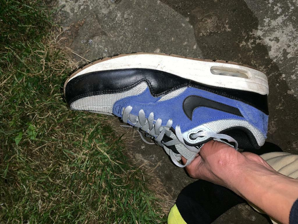 Nike air max 1 premium custom rare shoes | in Hayes, London | Gumtree
