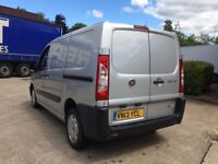 Fiat, SCUDO, Panel Van, 2013, Manual, 1560 (cc)