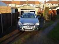 Vauxhall Astra 1.8 auto. Design. Excellent condition. 2 owners.