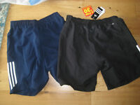 2 pairs of Adidas Shorts (Medium Size) (Cash Only/Buyer Collects)
