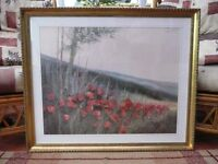 FIELD OF POPPIES PICTURE