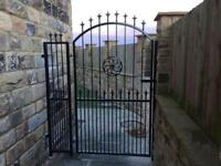 Wrought Iron Steel Gates and Railings made to measure