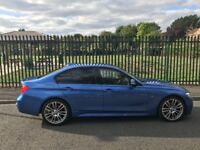 BMW 320d msport , Full bmw service history