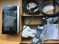 Cisco TelePresence touch 8 BRAND NEW BOXED UNUSED 3X