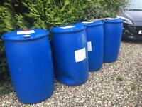Water butts £10 each collect from toftwood