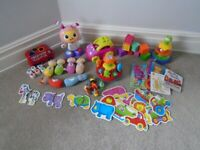 Bunle Assorted Activity Toys