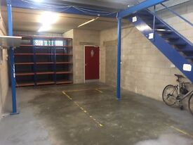 Ground Floor Warehouse to rent (500 SQ Ft) for Storage or Small Business
