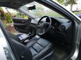 MAZDA 6 - Full Leather - EXCELLENT CONDITION IN AND OUT