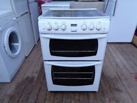 NEW WORLD GAS COOKER 60CM DOUBLE OVEN