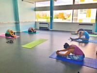 Yoga in Hornchurch (All levels)