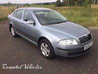 IMMACULATE 2006 56 Plate Skoda Octavia 2.0 Tdi DSG auto hatchback, Hist , Long MOT 2 keys Lovely car