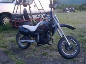 cagiva kids mini bike