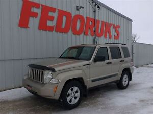 2010 Jeep Liberty Sport Package ***FREE C.A.A PLUS FOR 1 YEAR!**