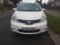 Nissan Note 1.4 16v N-TEC 5dr LADY OWNER, LOW MILEAGE