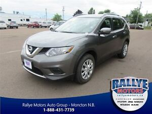 2014 Nissan Rogue S! AWD! Heated! Back-Up! ONLY 49K! Trade-In!