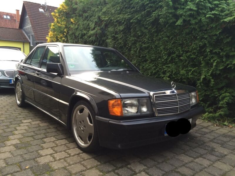 mercedes benz 190e w201 16v amg euro 2 in dortmund dortmund aplerbeck mercedes c klasse. Black Bedroom Furniture Sets. Home Design Ideas