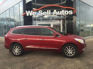 2014 Buick Enclave AWD *Leather *SECURITY SYSTEM *BACK-UP CAM *M