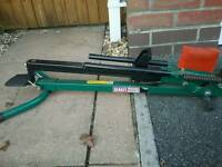 Log Splitter For Sale - Faulty - needs attention