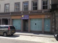 CITY CENTRE RESTAURANT OPPORTUNITY - READY TO FIT OUT WITH PLANNING PERMISSION IN PLACE