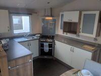 Luxury caravan for sale in Hunstanton Norfolk near wells cromer holt D/G and C/H
