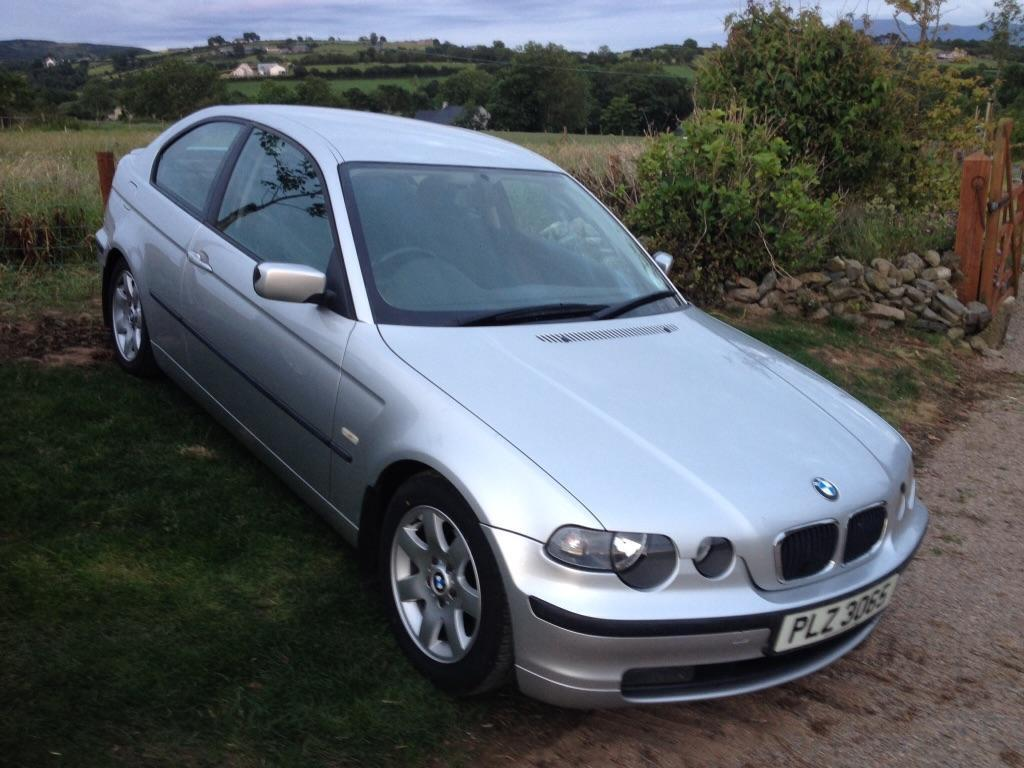bmw 316 ti compact in castlewellan county down gumtree. Black Bedroom Furniture Sets. Home Design Ideas