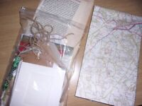 Junk Journal ephemera and many other items