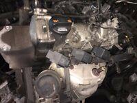 VW POLO 2008 1.2 3 CYLINDER ENGINE