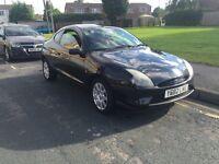 2001 ford puma 1.7. Clean car with MOT. Notcorsafiestakafocusibizatdi