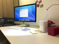 """Late 2013 iMac 27"""" Excellent Condition (including original boxing)"""