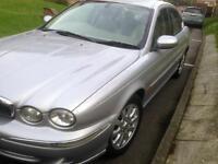 Jaguar X Type 1 family owner lovely Condition MoT No Advisories.