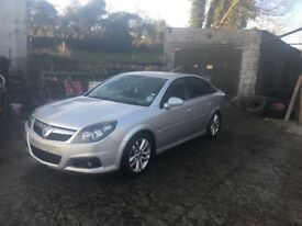 Vauxhall vectra for sale 3l
