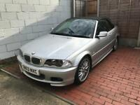 Bmw 320CI 2.2 CONVERTIBLE M SPORT **P/X WELCOME**