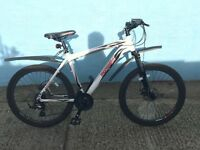 Mongoose Vanish Mens Mountain Bike
