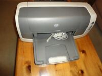 Hewlett Packard Printer and Scanner