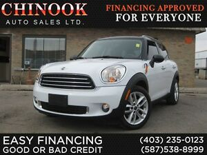 2011 MINI Cooper Countryman Low KM,Htd. Lthr. Seat,Pan. Sunroof