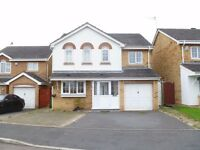 4 Bedroom Spacious Detached House in Oadby close to beauchamp college and gartree high school