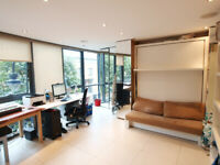 A Large Open Plan Self Contained Studio in a Private Development on ARLINGTON ROAD
