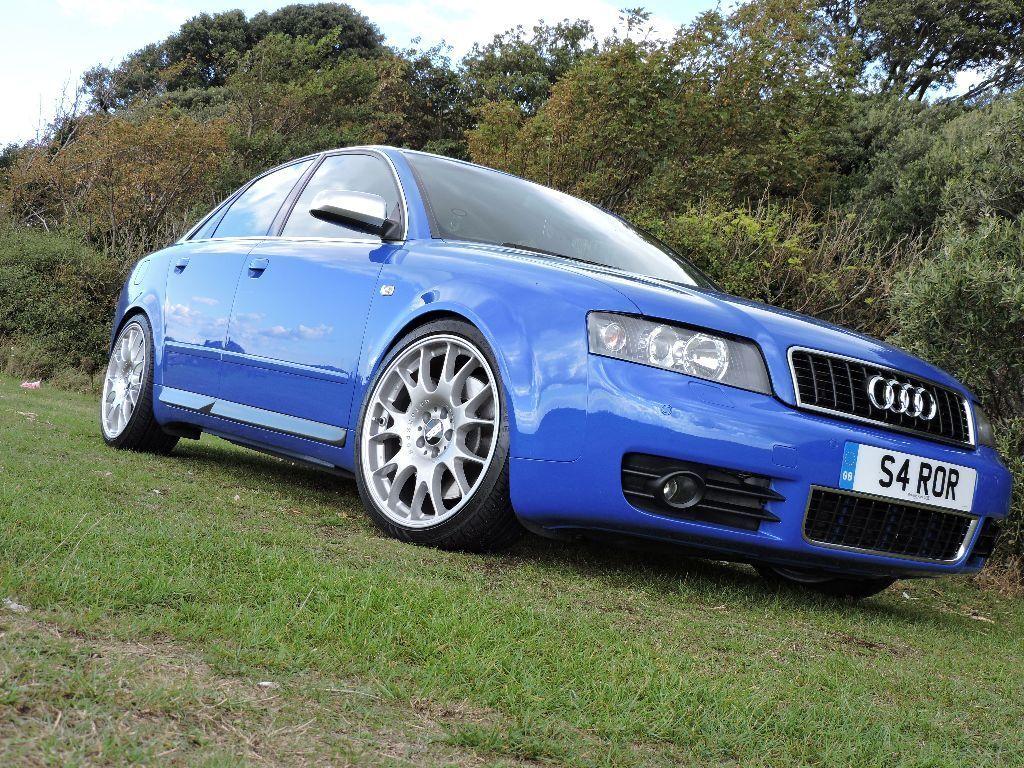 2005 Audi S4 Nogaro Blue Stunning In Langside Glasgow Gumtree