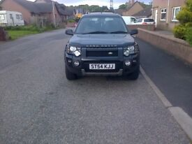 LAND ROVER FREELANDER 1.8 XEI CONVERTIBLE FACE LIFT 1 YEARS MOT