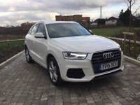 Audi q3 only £12995 only 25000 miles