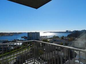 PENTHOUSE SUITE WITH PANORAMIC VIEW OF THE HALIFAX SYLINE