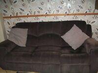 3 peice sofa/chair