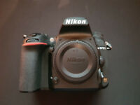 Nikon D750 Fullframe DSLR, boxed, brand new condition - Fixed price