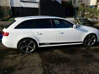 Audi A4 Estate S LINE special edition
