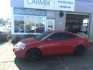 2002 Acura RSX Sport fully loaded