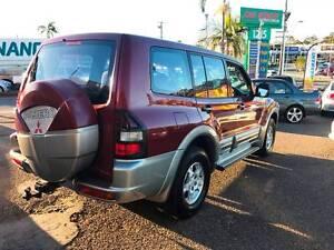 Pajero Auto  7 Seat - We Finance Current Bankrupt - $1200 Deposit Mount Gravatt Brisbane South East Preview