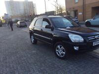 4x4 KIA Sportage (54plate) £1050ono. Can consider Swop for a smaller car